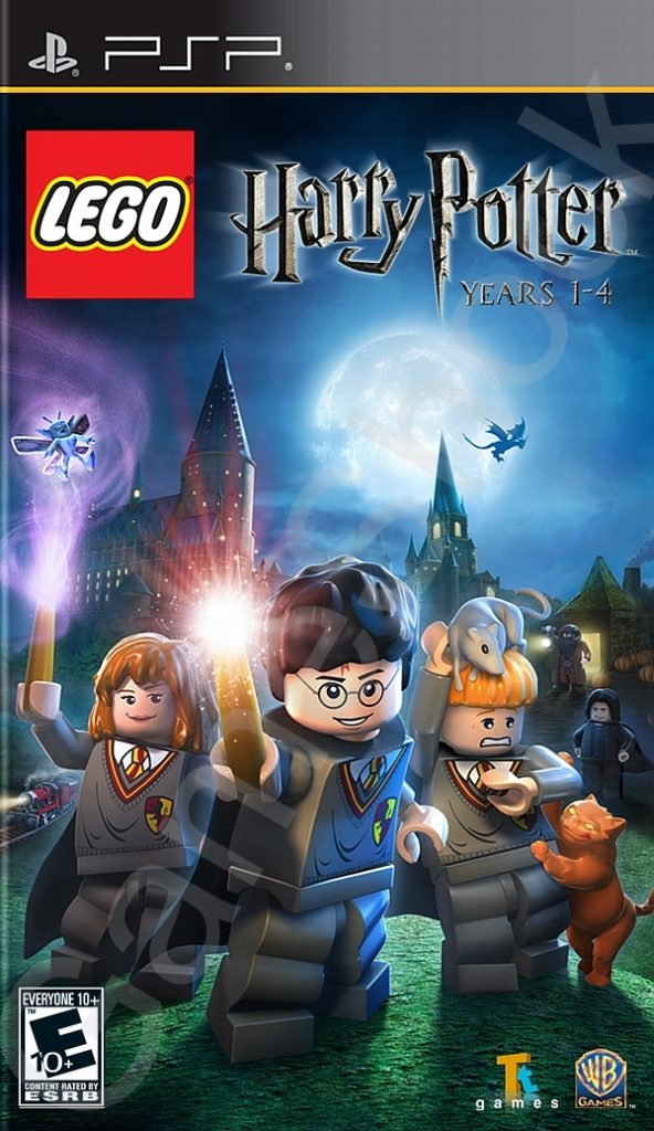 🎮 rom download lego harry potter  years 14