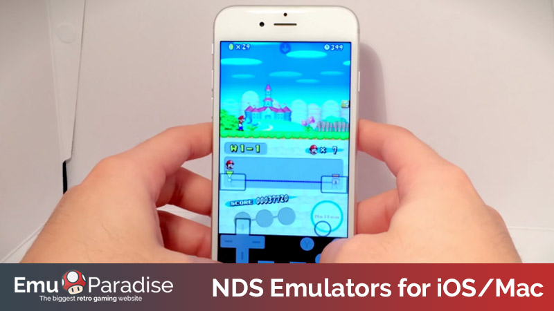 ▷ 🎮 Best Nintendo DS Emulators【Download for Free