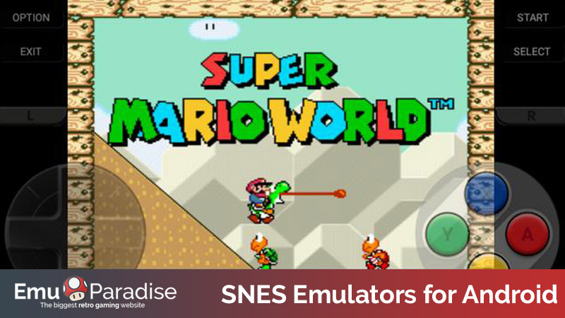 snes emulators for android